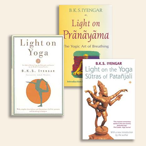 3 BKS books